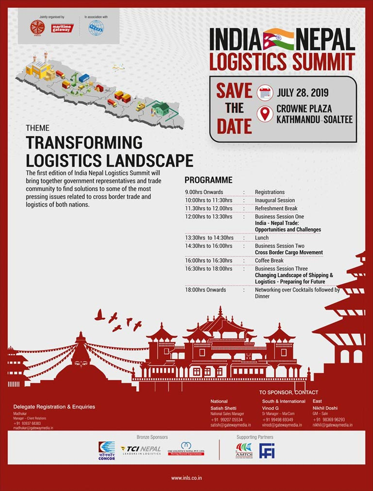 India Nepal Logistics Summit