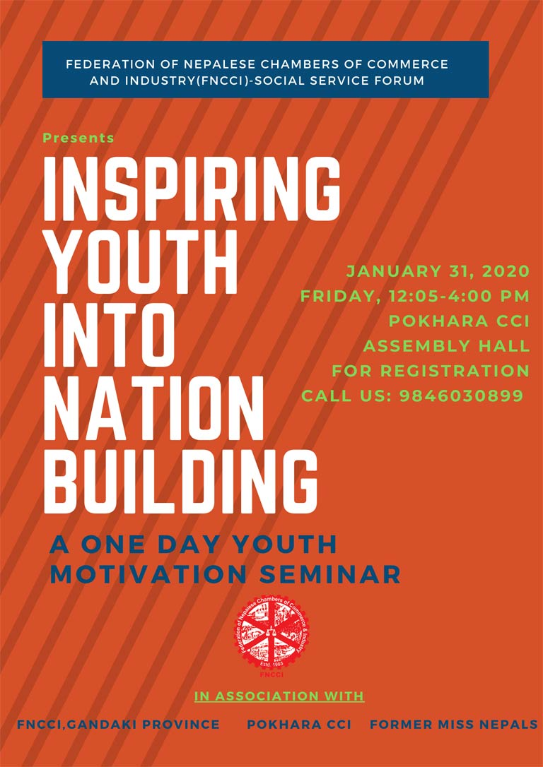 Youth Motivation Seminar - Inspiring Youth into Nation Building