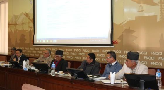संघीय नेपालमा सहरी विकासका नयाँ मुद्दाहरु  विषयक छलफल कार्यक्रम सम्पन्न ( २०७४/०९/२४)