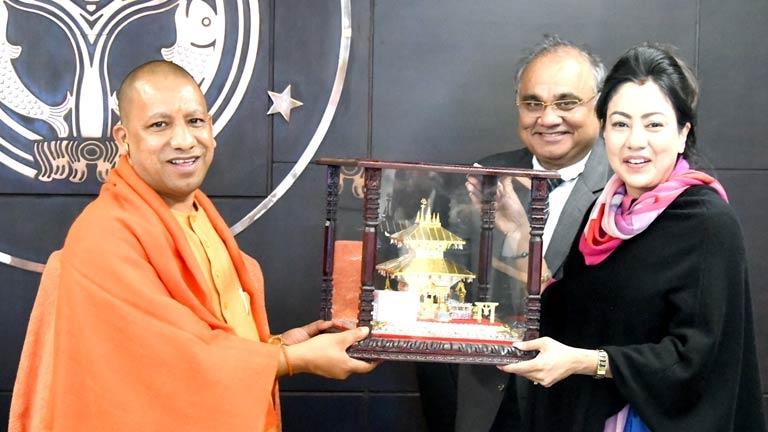 FNCCI Business Delegation to Uttar Pradesh