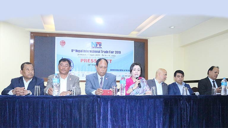 Nepal International Trade Fair 2019 Press Meet