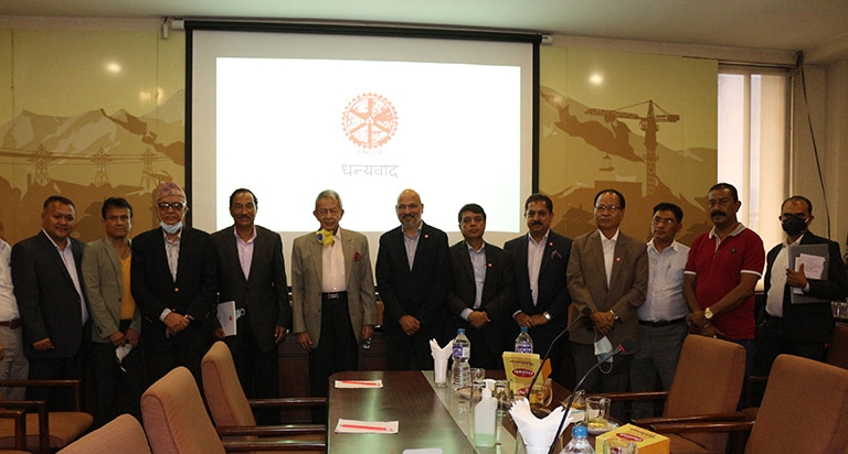 FNCCI Meeting with RPP Leaders
