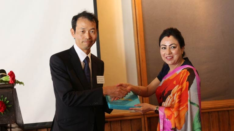 FNCCI and Japanese Business delegation Meeting